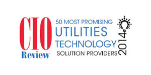 50 Most Promising Utilities Technology Solution Providers - 2014