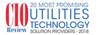 20 Most Promising Utilities Technology Solution Providers - 2018